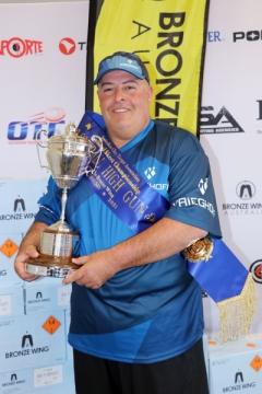 2021 Skeet National Overall High Gun Winner Michael Buttigieg