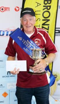 2021 Skeet National Veteran High Gun Winner Adrian Cousens