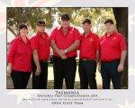 Tasmania Open Trap Team 2014
