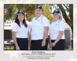 2017 Trap Victoria Ladies State Team